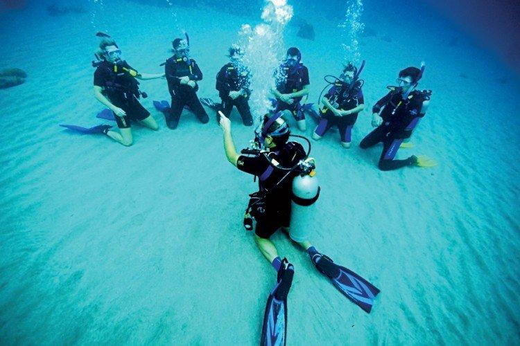 Scădere în greutate scuba diving, Arde grăsime pierde în greutate